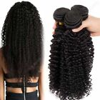 300g 3 Bundles Unprocessed 7A Virgin Human Hair Brazilian Curly Weave Extensions