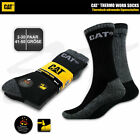 CAT® CATERPILLAR THERMO WORK Arbeitssocken Winter Socken Strümpfe 41-45 46-50
