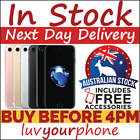 Apple iPhone 7 A1778 32 128 256GB All Colours 4G Unlocked Smartphone AU Stock