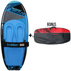 NEW 2018 KIDDER DESIRE BLUE WATER SKI KNEEBOARD W/ BONUS CARRY BAG + TOW HOOK