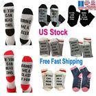 6 Pairs Funny socks - If You Can Read This Bring Me A Glass Of Wine / Beer USA