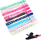 Baby Toddler Pacifier Clip Dummy Pacifier Chain Clip Holder Nipple Feeding Strap