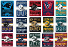 BRAND NEW NFL Teams Fleece Throw