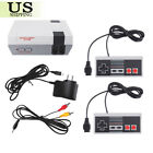 TV Video Game Console Built-in 600/620 Games For NES Mini HDMI AV +2 Controllers