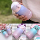 ONEISALL 260ML Thermal Mug Travel To Go Double Walled W/ Lid Reusable Cup Bottle