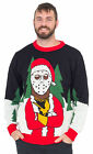 Ghostface Killah as Santa Ugly Christmas Sweater
