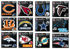 "Official Licensed NFL Teams 11""x 11"" Vinyl Magnet $13.99 USD on eBay"