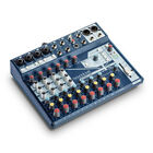 Soundcraft Notepad-12FX 12 Channel Analogue Mixer with USB and FX (NEW)