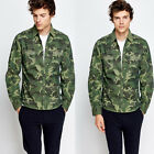 Men Casual Military Camouflage Tactical Sports Short Long Sleeves Fast Dry Shirt