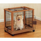Richell USA Richell Mobile Pet Pen