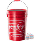 Rawlings R10u Exclusive Edition Baseball 30 Bucket 30 Ball Pack W/Bucket