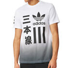 Adidas Originals Bold Men's Shortsleeve T-Shirt Black/White az1069
