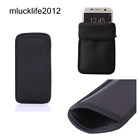 Elastic Neoprene Protective Pouch Bag Sleeve Case Cover phone case For Lenovo