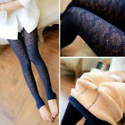 Lady Women Winter Warm Skinny Slim Leggings Stretch Pants Thick Footless Hot Us