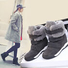 Winter Warm Fashion Women's Ankle Boots Hidden Wedge heel High Top Sneakers New
