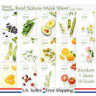 Nature Republic Real Nature Mask Sheet 14kinds choose one and more + Free Sample