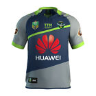 Canberra Raiders NRL Mens Away Jersey Shirt BNWT Rugby League Clothing