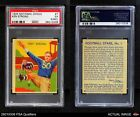 1935 National Chicle #7 Ken Strong  Giants PSA 3 - VG