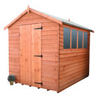 Shedrite top quality overlap garden shed  FREE POSTAGE - Great for storage