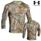 Under Armour NuTech Scent Control Long-Sleeve Crew Realtree Xtra