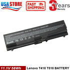 Battery for Lenovo Thinkpad T410 T420 T510 T520 W510 W520 SL410 SL510 6 Cell