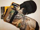 Внешний вид - Cabelas S M L XL Glomitts Fingerless Gloves Mittens Camo Hunting MT050 Heavy