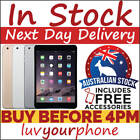 Apple iPad Mini 3 16 64 128GB All Colours Wi-Fi & 4G Unlocked AU Model
