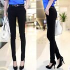 Trousers Women New Office Lady Long Pants Female Fashion Pencil Ladies Casual