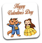 Valentines Day Card & Gift For Him or Her - Beauty and Beast - Valentines's Day