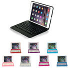 Foldable Wireless Bluetooth Keyboard Case Cover With Stand For iPad Mini 1