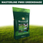 MASTERLINE PRO MASTER 60 GREEN QUALITY GARDEN SHADY LAWN SEED VARIOUS SIZES