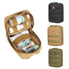 Tactical First Aid Kit Bag Medical Molle EMT Outdoor Emergency Survival Pouch m