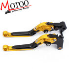 Motorcycle CNC folding brake clutch lever for YAMAHA YZF R6 2005-2016