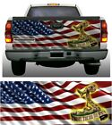 American Flag Gadsden Don't Tread On Me truck tailgate vinyl graphic decal wraps