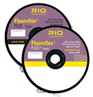 RIO Fluoroflex Plus Invisible Fluorocarbon Fly Fishing Tippet - All Weights