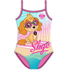 Kids Girls Paw Patrol Swimsuit Swimwear Swimming Costume