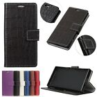 Croco Pattern Magnetic Leather Wallet Case Cover For Xiaomi Doogee Acer Phones
