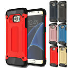 Shockproof Dual Layer Heavy Duty Hybrid PC Case Cover For Samsung Galaxy S8 Plus