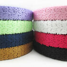 30MM RIBBON,LACE CUT OUT,FLOWER,WEDDING,CAKES,GIFT WRAP,HAIR ACCESSORIES