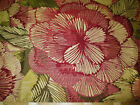 Uptown Fabric Richloom Upholstery Drapery Tapestery Suzette Rose Floral