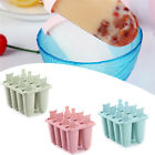 8 DIY Freezer Ice Lolly Cream Ice Cream Lolly Maker Mould Pop Pole Mold Lollies