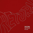 YG eshop /  iKON - Album Vol.2 [Return] NEW Official Goods