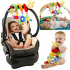 Baby Cot Spiral Activity Hanging Decoration Stroller Toys For Cot/Car Seat/Pram