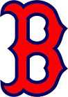 Boston Red Sox Baseball Decal Sticker Self Adhesive Vinyl