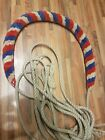 Vintage Church Bell Ropes - Bell Ringing - Various Colours Available