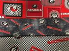 GEORGIA BILLDOGS COTTON FABRIC BT 1/2 Yard 3 New Prints Sykel Enterprises