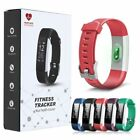PREMIUM 2018 Bluetooth Smart Watch Band Fitness Tracker USB CHARGE MULTI FACE HR