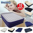 Bestway Air Bed Inflatable Multi Style Queen Mattress Sleeping Mats Home Camping