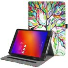 For Asus ZenPad 3S 10 / Verizon Z10 9.7-Inch Tablet Multi-Angle Case Cover Stand
