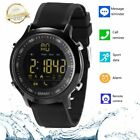 EX18 Smart Watch Men Sport Watch 5ATM Waterproof Bluetooth4.0 Call Reminder(USA)